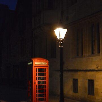 Enlightened Talk. Oxford, UK  by IgorPozdnyakov