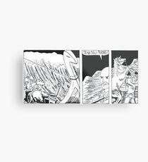 """VIKINGS """"ship in the storm"""" Metal Print"""