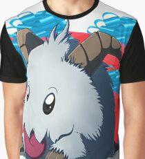 Poro Navideño - League of Legends Graphic T-Shirt