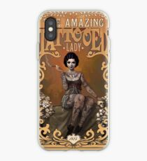The Amazing Tattooed Lady iPhone Case