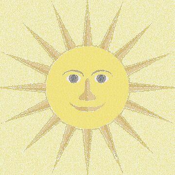 NDVH Sun Mosaic by nikhorne