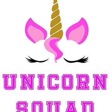 Unicorn Squad shirt by Daniel0603