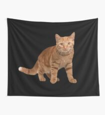 Cat - Animal Wall Tapestry