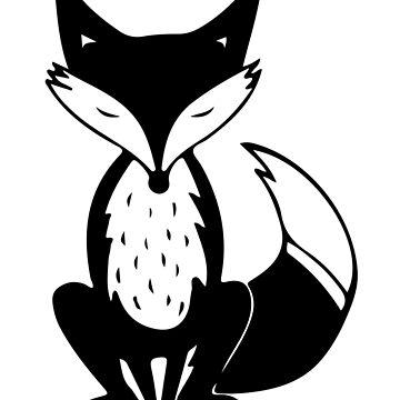 Fantastic Mr Fox by FayeLangoulant