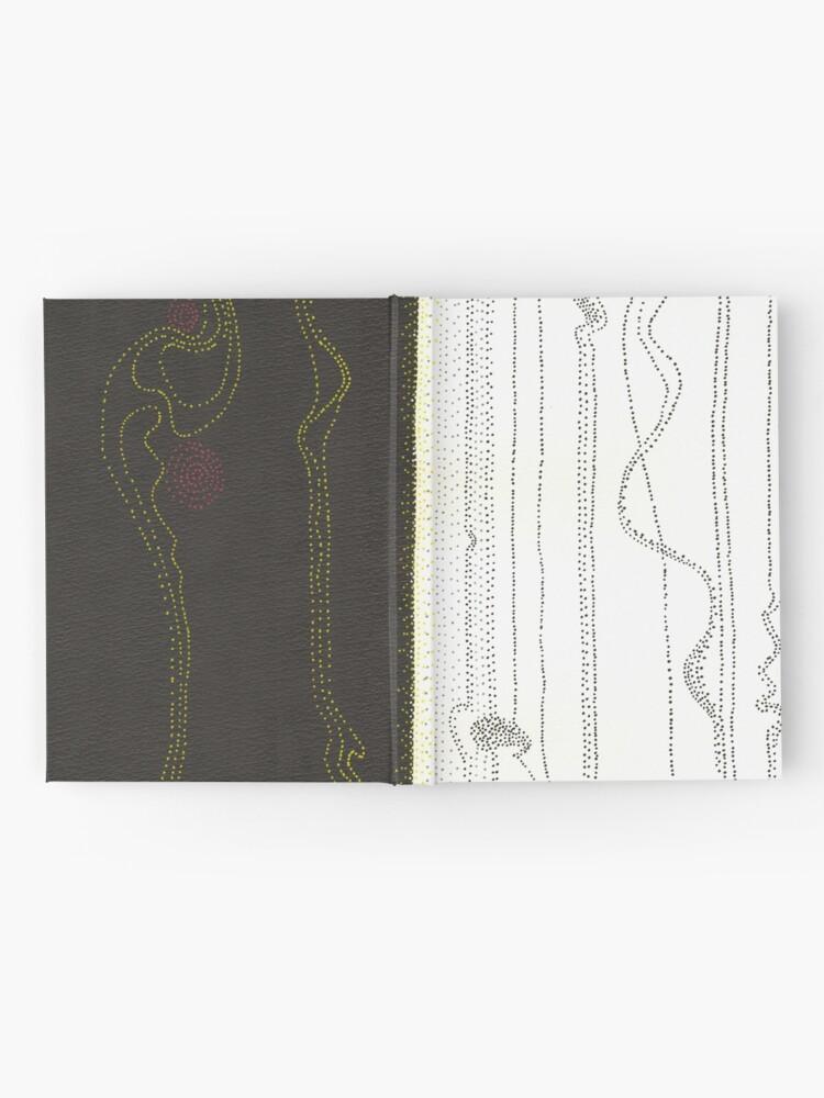 Alternate view of Evolutions - Beginnings Hardcover Journal