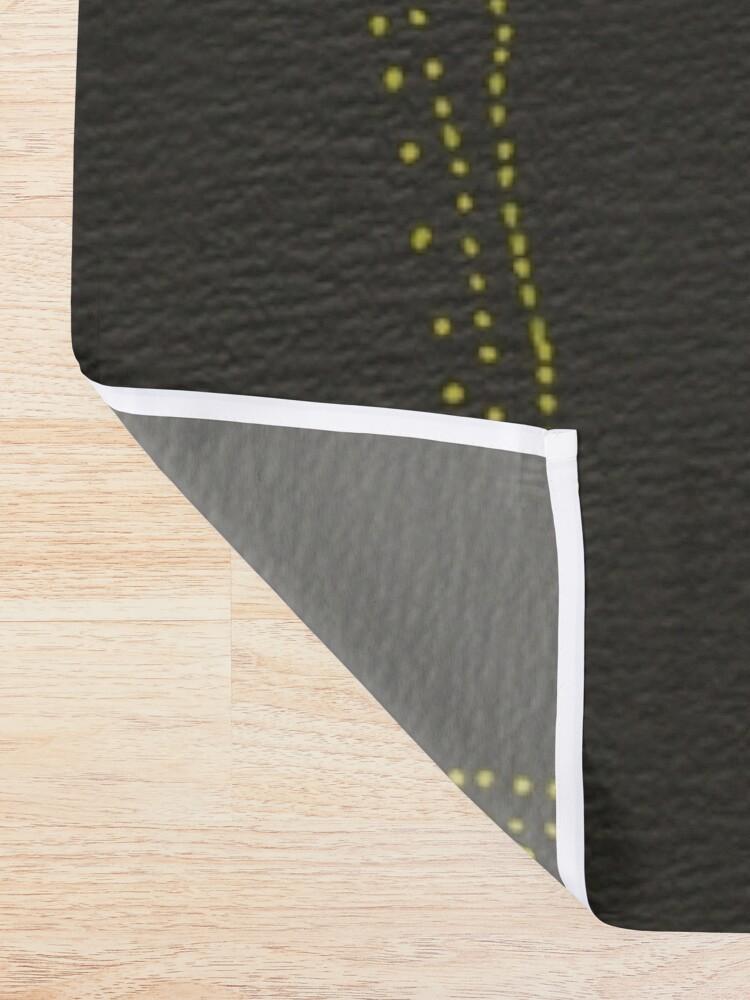 Alternate view of Evolutions - Beginnings Shower Curtain