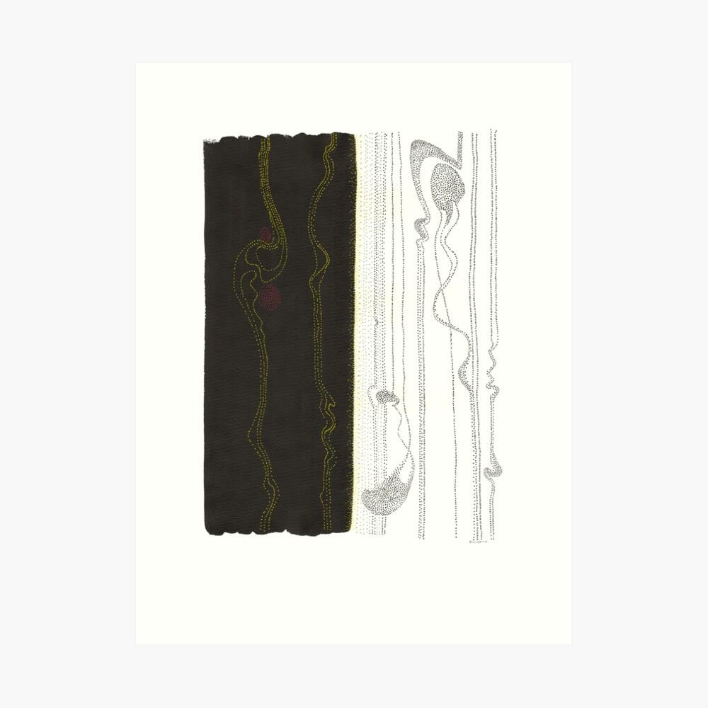 Evolutions - Beginnings Art Print