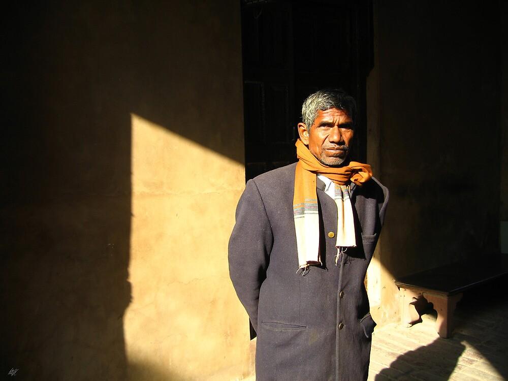 Man of India by Paul Vanzella