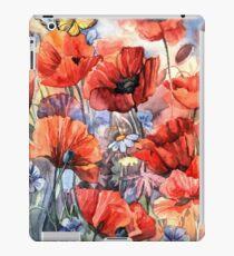 Poppies iPad-Hülle & Skin