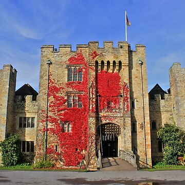 Hever Castle by ViczS