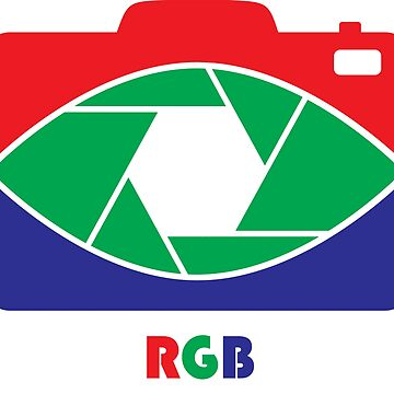 RGB Photography Camera by AudraJS