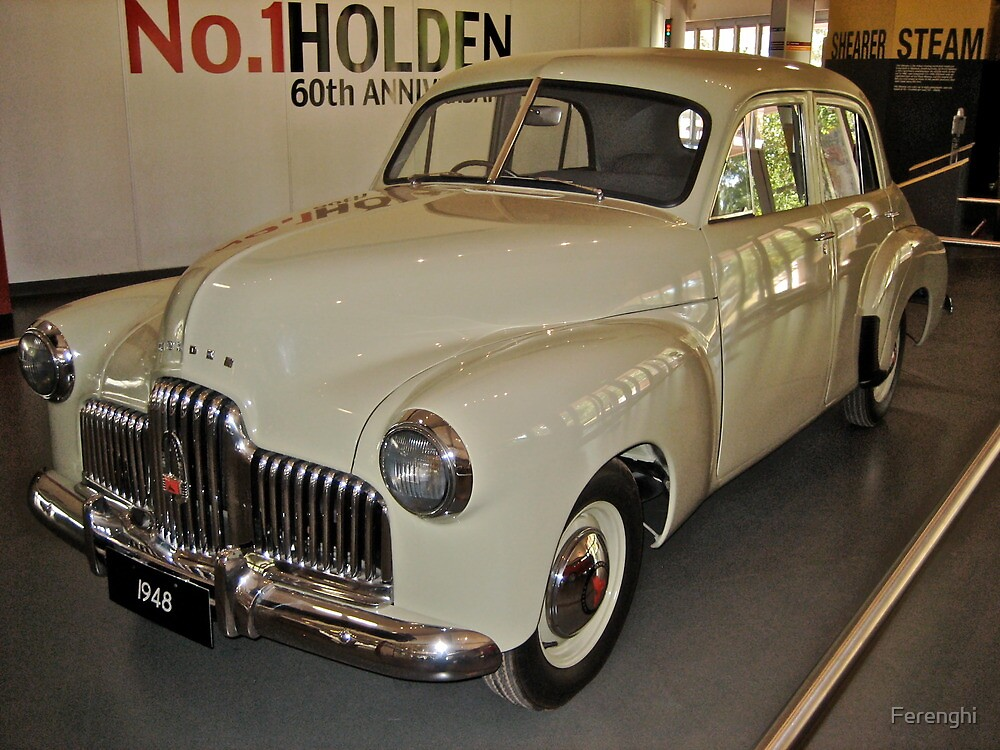 The first Holden by Ferenghi