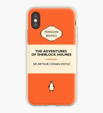 Old School Holmes  iPhone Case