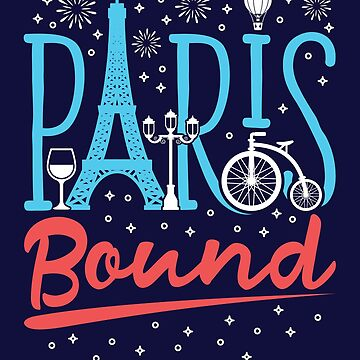 Paris Bound Vacation To France by jaygo