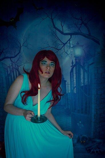 gothic heroine - one by Rachel Kelso