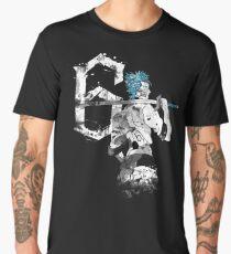 Number 6 Black Men's Premium T-Shirt