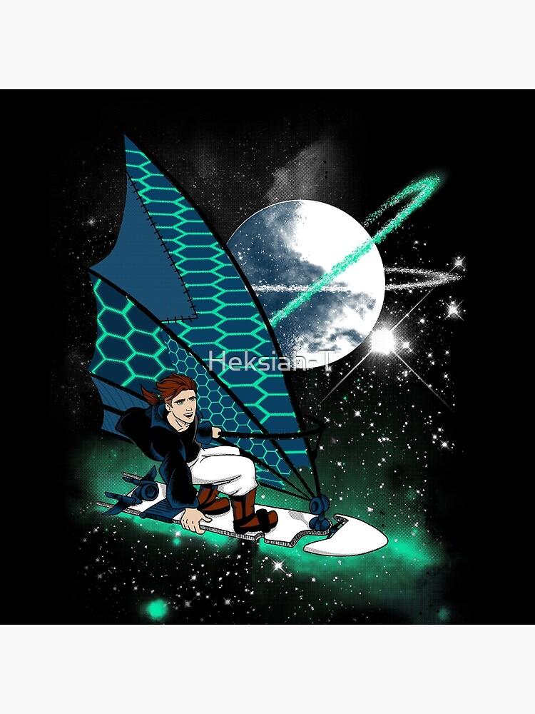 Treasure Planet by Heksiah-T