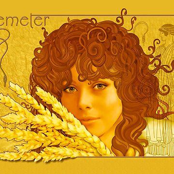 Demeter by iizzard
