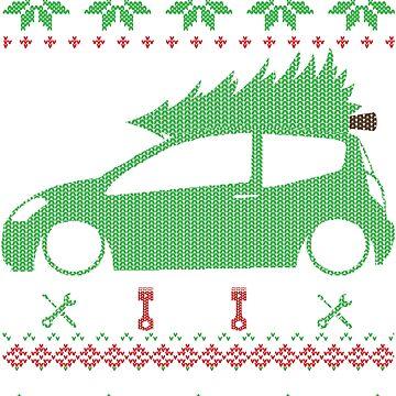 C2 Christmas Ugly Sweater XMAS by glstkrrn
