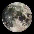 Moon shot! by randomdumping