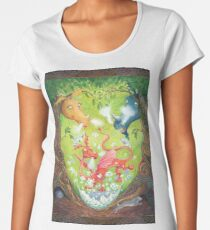 A Dragon is Born Premium Scoop T-Shirt
