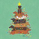 Festive Weens by Danelle Malan