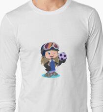 Mel's GitHub OctoCat Long Sleeve T-Shirt
