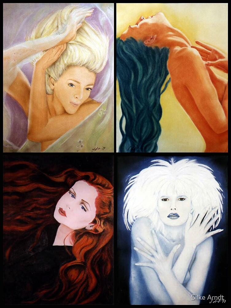 4 seasons by Silke Arndt