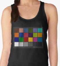 Color Checker Chart Women's Tank Top