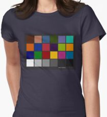 Color Checker Chart T-Shirt