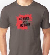 Camiseta unisex Dalo todo o vete a casa 5a387440a15e0