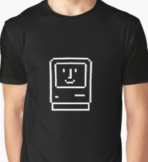 Retro Apple Mac Graphic T-Shirt