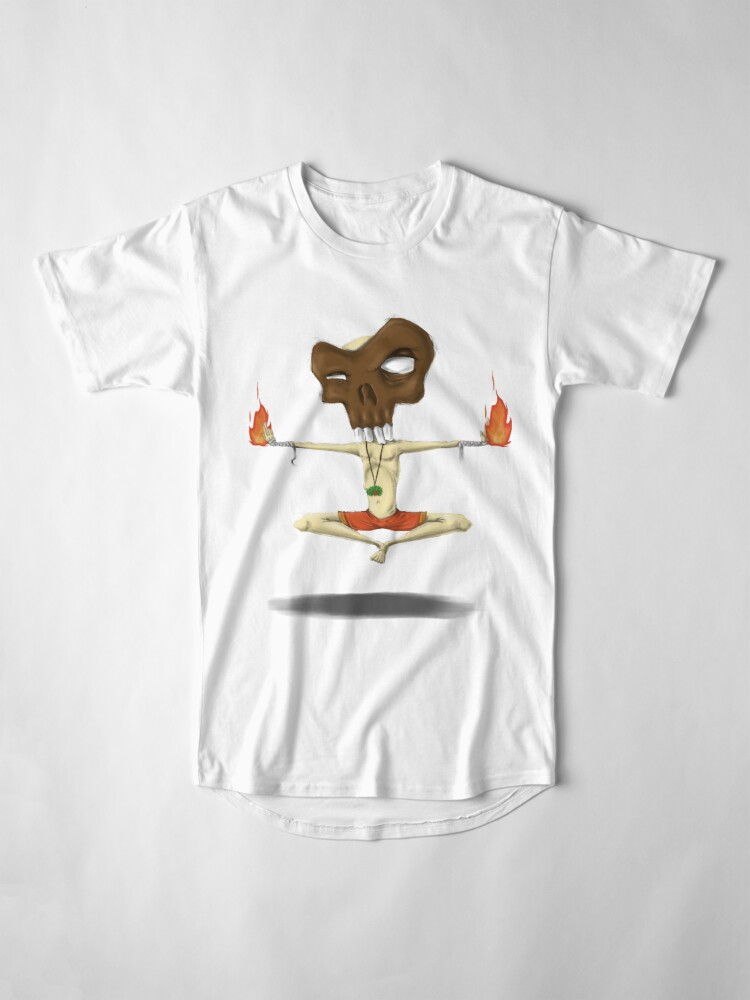 Alternate view of mastery is also extremely 2 - tee Long T-Shirt