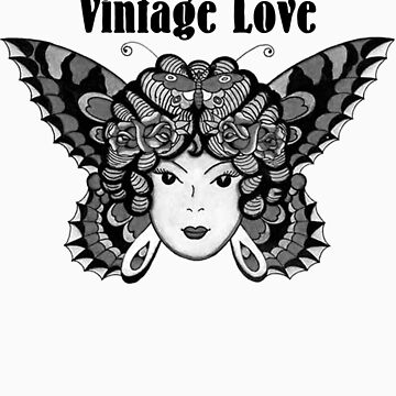 vintage love by gypsysouls