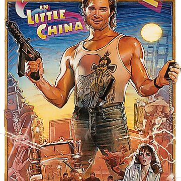little china  by DeadThreads