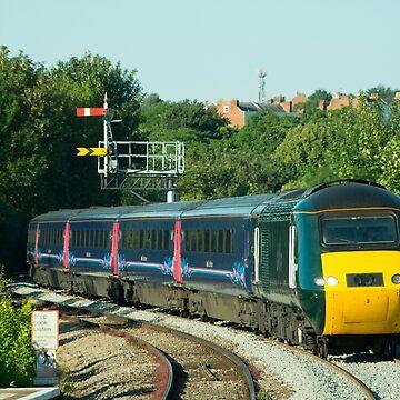 Worcester HST  by hawkie