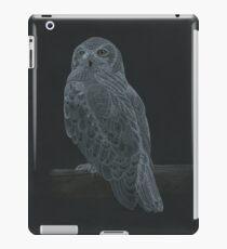 Snowy Owl iPad Case/Skin