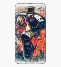 Screaming Tail Light Case/Skin for Samsung Galaxy