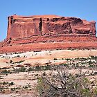 Moniter Butte – Canyonlands National Park, Grand County, UT by Rebel Kreklow