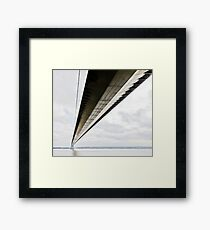 Humber Bridge Framed Print