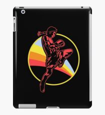 Kickboxing competition iPad Case/Skin