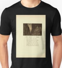 The Bells and Other Poems - Edgar Allan Poe - Art by Edmund Dulac - 1912 - 0148 - The Valley of Unrest T-Shirt