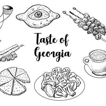 Taste of Georgia by saniday
