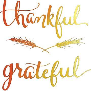 Agradecido y agradecido de aroha93