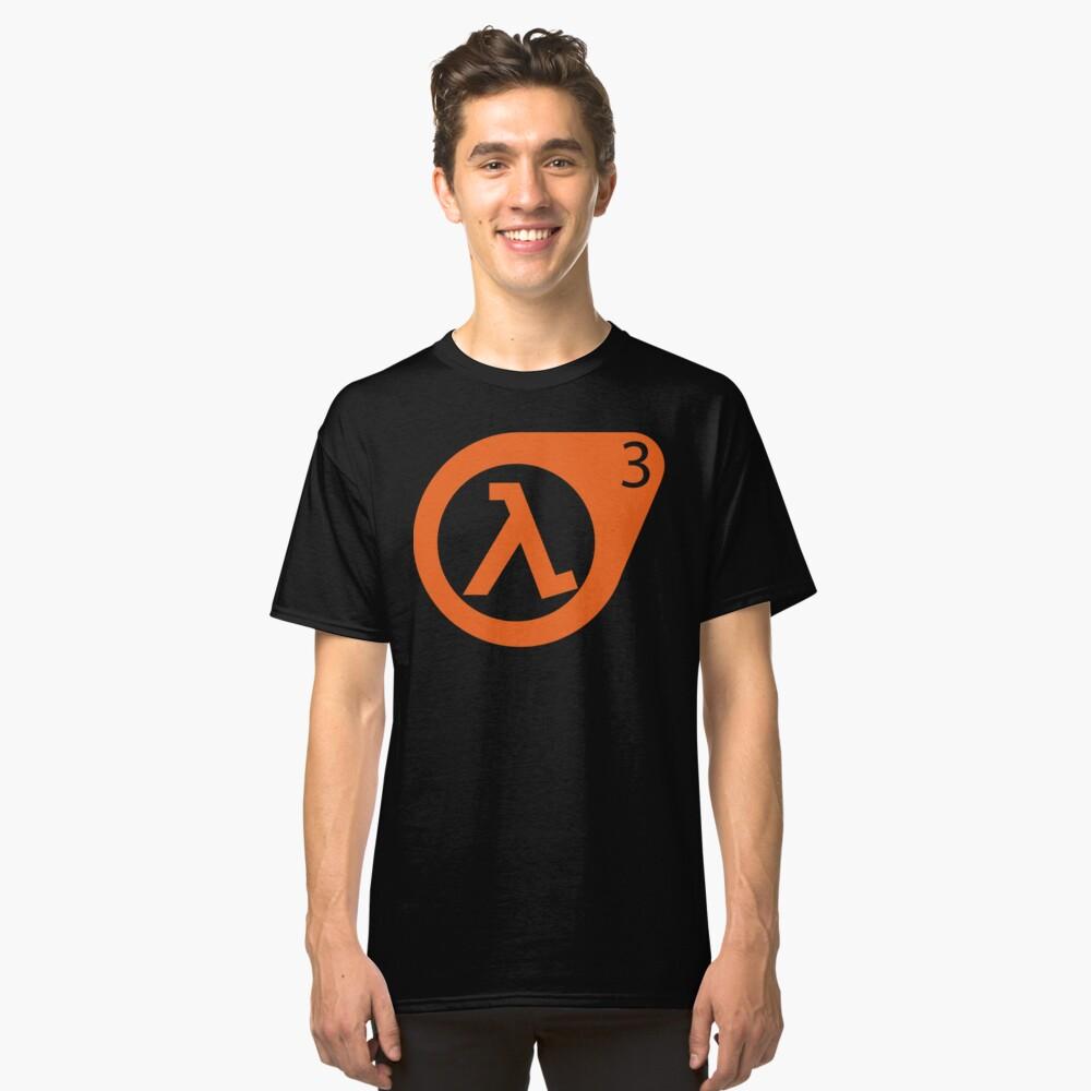 Half Life 3 Confirmed Classic T-Shirt