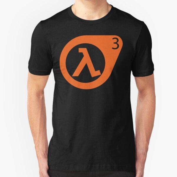 Half Life 3 Confirmed Slim Fit T-Shirt