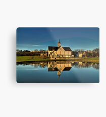 Star Barn-Middletown, PA Metal Print