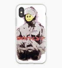 Banksy street style 5 iPhone Case