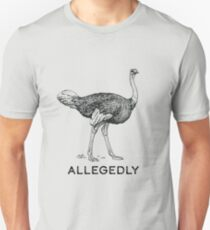 Allegedly Unisex T-Shirt