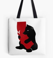 California Fires - ALL ARTIST PROCEEDS DONATED TOWARDS WILDFIRE RELIEF Tote Bag